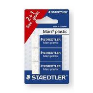 Confezione 3 gomme Mars Plastic 526 53
