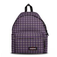 Zaino Padded Checksange Purple