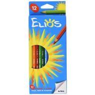 Confezione 12 pastelli Elios