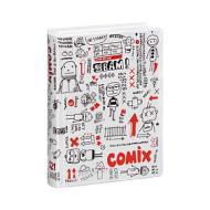 Comix 2020-2021. Diario agenda 16 mesi standard Special Edition. Bianco