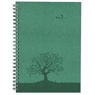 Agenda settimanale spiralata 2020 Wire-O Nature Line A5 Forest