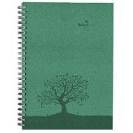 Agenda 2019 spiralata settimanale 12 mesi Nature Line Forest