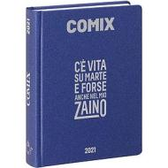 Comix 2020-2021. Diario agenda 16 mesi mignon plus. Blu