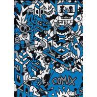 Comix 2019-2020. Agenda 16 mesi mini Special Edition. Azzurro e bianco