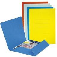 Confezione 20 cartelline colorate a 3 lembi Zaffiro A4