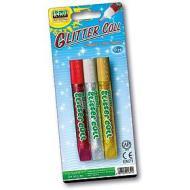Set 3 pezzi colla stick Glitter 10ml