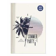 Diario agenda 16 mesi settimanale 2019-2020 Collegetimer A5 Summer Party