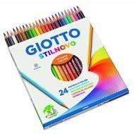 Confezione 24 pastelli Giotto Stilnovo
