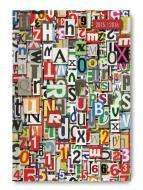 Diario settimanale 2016 Collegetimer Letters A6