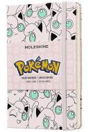 Moleskine taccuino con copertina rigida a righe pocket. Pokémon Jigglypuff. Limited edition