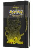 Moleskine taccuino con copertina rigida a righe large. Pokémon Pikachu. Limited edition