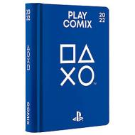 PlayComix 2021-2022. Agenda 16 mesi medium Comix PlayStation
