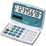 Calcolatrice tascabile a libro SL-100NC