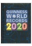 Superdiario Guinness World Records 2020. Diario agenda 16 mesi