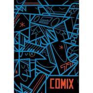 Comix 2019-2020. Agenda 16 mesi mini Special Edition. Nero e azzurro