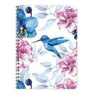 Agenda 2019 spiralata settimanale 12 mesi Ladytimer Hummingbird