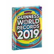 Superdiario Guinness World Records 2019. Diario agenda 16 mesi