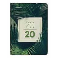Agenda 12 mesi settimanale 2020 Ladytimer Jungle