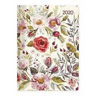 Agenda 12 mesi settimanale 2020 Ladytimer Flower Field