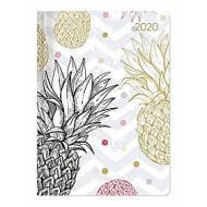Agenda 12 mesi settimanale 2020 Ladytimer Pineapple