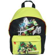"""Zainetto per asilo """"Ninja Turtles"""" in tessuto poliestere (LSC12868)"""
