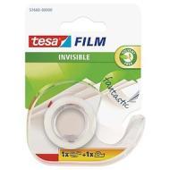 Confezione nastro adesivo Tesafilm Invisible con dispenser
