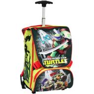 Turtles Zaino Trolley Deluxe con Super Gadget (9809123)
