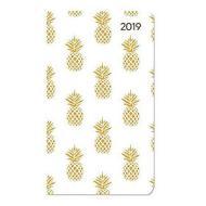 Agenda 2019 settimanale 12 mesi Ladytimer Slim Pineapple