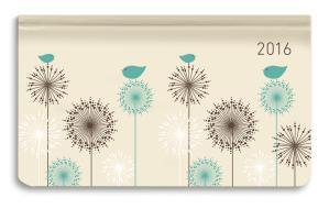 Ladytimer Pad Little Birds Agenda Settimanale 2016