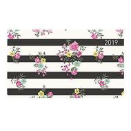 Agenda 2019 orizzontale settimanale 12 mesi Ladytimer Pad Little Roses
