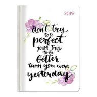 Agenda 2019 giornaliera 12 mesi Ladytimer Style Better Today