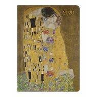 Agenda 12 mesi settimanale 2020 Ladytimer Klimt