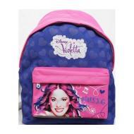 """Zainetto free-time """" Violetta Disney"""" in tessuto poliestere (12949)"""