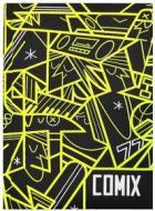 Comix 2019-2020. Agenda 16 mesi standard Special Edition. Nero e giallo