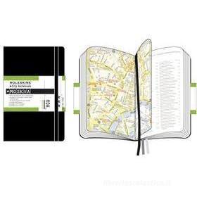 Moleskine pocket. City Notebook Moscow
