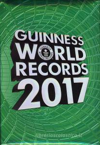Diario Guinness World Record 12 mesi 2017