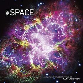 Calendario 2021 Space 30x30