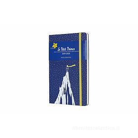 Moleskine 18 mesi - Agenda settimanale Limited Edition Il Piccolo Principe Montagna - Large copertina rigida 2019-2020