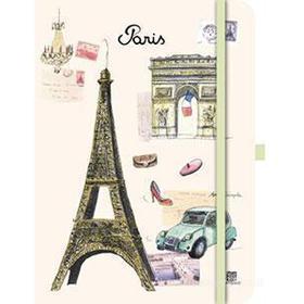 Green Journal large Paris
