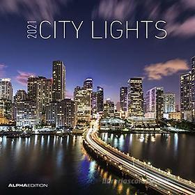 Calendario 2021 City Lights 30x30