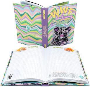 WWF Diario 2020/2021 12 mesi in tessuto