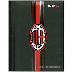 Diario AC Milan 2019-2020. Agenda 13 mesi