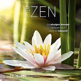 Calendario 2020 Zen 30x30 cm