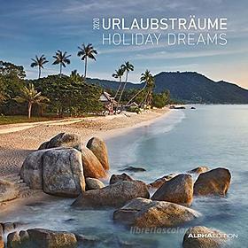 Calendario 2020 Holiday Dreams 30x30 cm