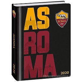 Diario AS Roma 2019-2020. Agenda 16 mesi