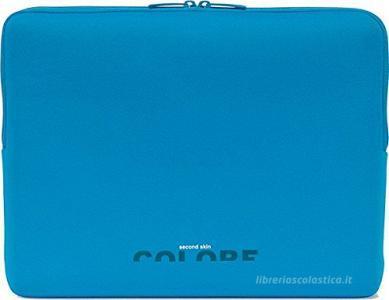 """Custodia in neoprene per notebook fino a 14"""" Colore Second Skin BFC1314-B"""