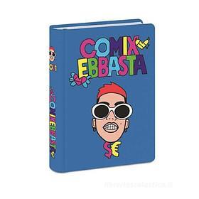 Comix Ebbasta 2020-2021. Diario agenda 16 mesi medium
