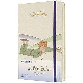 Moleskine 12 mesi - Agenda giornaliera Limited Edition Il Piccolo Principe - Large copertina rigida 2021