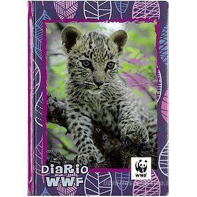 WWF Diario 2021/2022 12 mesi leopardo delle nevi