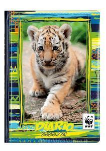WWF Diario 2020/2021 12 mesi tigre